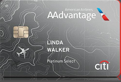 Citi / AAdvantage Platinum Select World Elite Mastercard