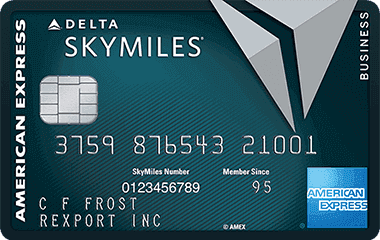 American Express Business Delta Reserve Credit Card