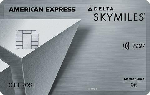 Delta SkyMiles Platinum American Express Card
