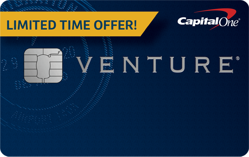 Capital One Venture Limited Time Offer