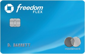 Chase Freedom Flex Card