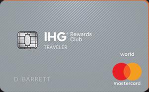IHG Rewards Club Traveler