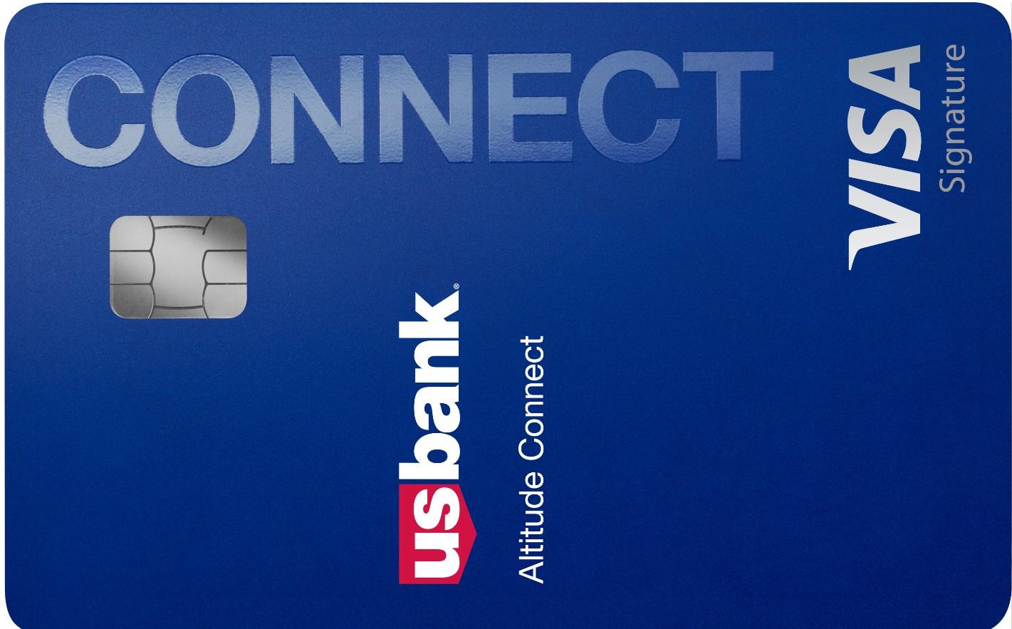 US Bank Altitude Connect Visa Signature Card