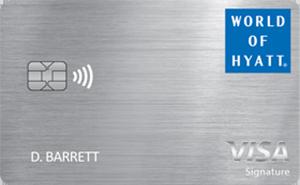 The World of Hyatt Credit Card
